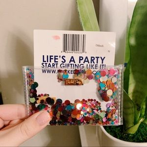 Packed Party Card Holder